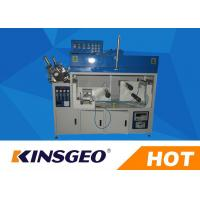 5KW Hot Melt Lamination Machine With Water Based Lab Coating And Comma Scraper Manufactures