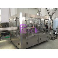 3-in-1 Hot Filling Line Manufactures
