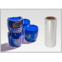 China Bottles POLYESTER PETG Shrink Film , Soft Clear Plastic Packing Film on sale