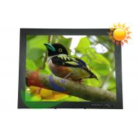 15 Inch Industrial Lcd Monitor , Sunlight Readable Touch Screen Resolution 1024 * 768 Manufactures