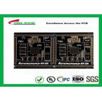 1.6mm Immersion Gold PCB Printed Circuit Board with Blind / Laser / Buried Vias Manufactures