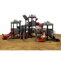 Qitele Plastic Slide Type Galvanized steel swing and slide sets for children Manufactures