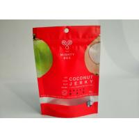 Buy cheap Custom Printing Resealable 250g 500g Food Bag Coconut Powder Packaging Bag With from wholesalers