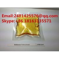 China 99 % Purity Anabolic Steroid Injection Boldenone Undecylenate / EQ CAS 13103-34-9 on sale