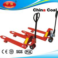 2.5 ton hand pallet truck price with CE Manufactures
