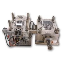 PVC Single Color Air Blowing Injection Molding Machinery OYO 7124 Manufactures