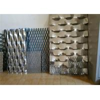 China Hot Dipped Galvanized Heavy Duty Expanded Metal Mesh Green For Heavy Machinery on sale