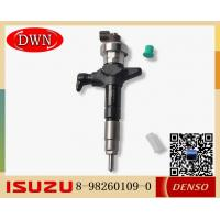 DENSO Original Fuel Injector 295050-1900 2950501900 For ISUZU 8-98260109-0 Manufactures
