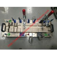 Buy cheap High Precision Automotive Checking Fixtures CNC Milling / Turning Processing from wholesalers
