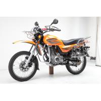 125CC On Off Road Motorcycles , On Road Dirt Bike Disk / Drum Brake System Manufactures