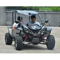 China 125cc Children Go Karts With Shaft Driving System / 2 Seater Go Kart on sale