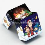CUSTOM.wholesale Magic Puzzle Cubes 7*7*7CM  plastic printing photos for your design magic cube Manufactures