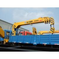 10ton Truck Mounted Crane Sq10sk3q Manufactures
