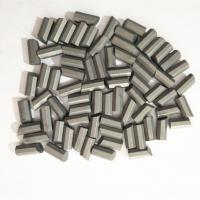 Different Style Tungsten Carbide Inserts For Cutting Tool , Cemented Carbide Inserts