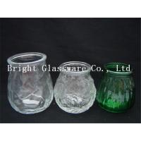 different size glass candle container, candle jar, candle holder wholesale Manufactures