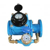 Removable High Precision Digital Compound Water Meter , Cold Water Flow Meter Manufactures