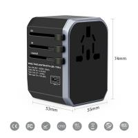 China Electrical 	Multifunction Phone Charger  Travel International Power Adapter on sale