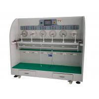 China High Precision Cable Bending Testing Machine/Cable Testing Equipment for Headphone Line or USB Line on sale