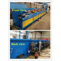 China Hebei steel metal straight line type wire drawing machine pulling mill manufacturer Manufactures