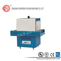 shrink wrapping machine for pallets