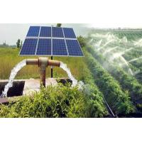 Off Grid 1kw Solar Powered Generator / Residential Solar Panels For Water Pump used PV solar Manufactures