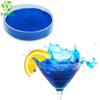 Blue Spirulina Protein extract Phycocyanin Powder , C-Phycocyanin Manufactures