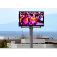 Business Front Access P10 Large led billboard signs environment friendly Manufactures