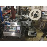 Quality Fully Automatic Label Ribbon Cutter Machine With Micro Computer 60L*44W*44Hmm for sale