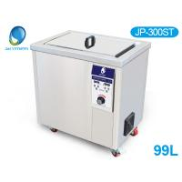 Heavy Duty ss Ultrasonic Cleaning Machine Car Industrial Precision Clean Solution Manufactures