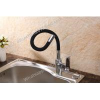 Suqare Drinking Water tap faucet for kitchen sink,hot and cold water brass square chrome kitchen sink mixer faucet Manufactures