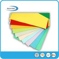 China 2014 Hot Sale colorful paper board for gift wrapping on sale