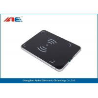 Modern Compact Design RFID Medium Power Reader , High Frequency RFID RS232 Reader Manufactures