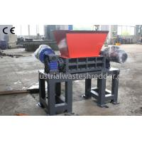 Waste Paper Industrial Waste Shredder Easy Blade Changing Customizable Capacity Manufactures