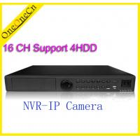 China H.264 Realtime Analog Camera Network Video Recorders 16 Channel NVR on sale