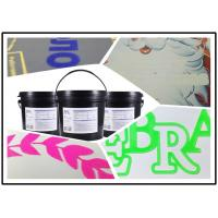 Quality Snow Pile Effect Water Based Ink For Screen Printing High Performance for sale