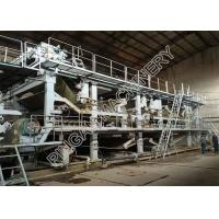 China High Speed Card board Paper Making Machine Durable Three Hydraulic Headbox on sale