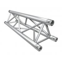Quality Different Degree Aluminum Spigot  Flat Pin Truss 250*250*3m  Length For Indoor Show And Wedding for sale