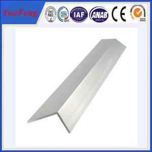 Angle aluminum profile, aluminum angle, 60*60*6mm aluminum angle profile Manufactures