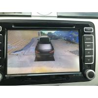 Universal Full HD 360 Around View Monitor System For Every Car , Super Wide View Angle, Bird View Image Manufactures