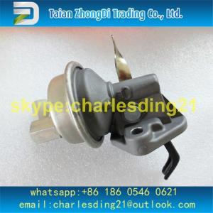 China CUMMINS 4BT 6BT FUEL LIFT PUMP 3970882 3966156 12MM 14MM PORTS M004-159 DAF on sale