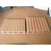 Anti-slip water proof outdoor bamboo decking Manufactures