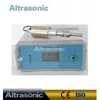 500 Watts Small Lab Ultrasonic Homogenizer For Oil - Water Emulsification Manufactures