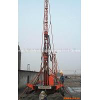XP-30B Jet Grouting Drilling Rig  with removable assistant tower Manufactures