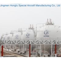 Honto Brand 2000m3 LPG/CNG/LNG Spherical tank storage pressure vessel by leading manufacturers for oil field Manufactures