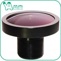 Camera Dual Cctv Fisheye Lens F2.0 2.8mm , 1/2.5'' Sensor Mobile Phone Camera Lens Manufactures