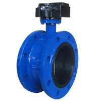 Cast Iron Lined Flanged Butterfly Valve Manufactures