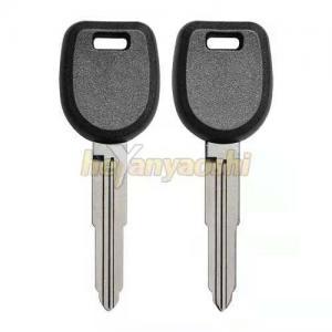 China MIT11R Brass Blade Mitsubishi Transponder Key MIT17A-PT With 46 Chip on sale