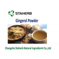 Quality organic ginger extract Vegetable Extract Powder Food addtive water soluble dry for sale
