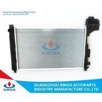 High Performance Aluminum Mercedes Benz Radiator High Speed Manufactures