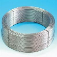 China Coil Straight Grade 2 Titanium Wire ASTM B863 For Filler Resistant To Erosion on sale